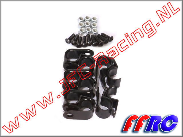 5B015-Hardware, FullForce Hardware Pack for Baja Windshields 1pcs.