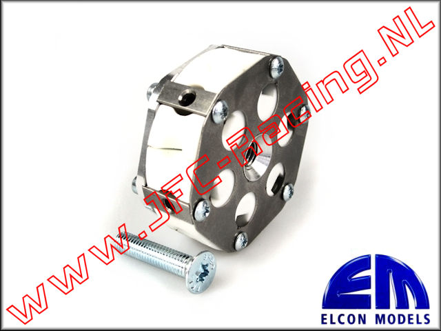 EM 45620, Elcon 6 Shoes Teflon coupling 1pcs.