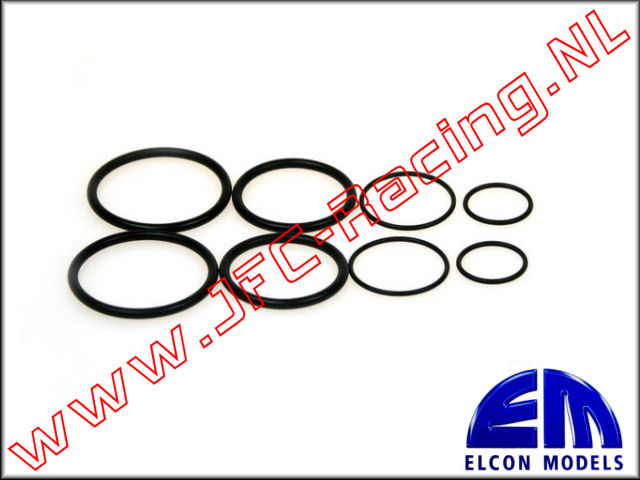 EM 50320-13, O-ring set groot volume dempers 1st.