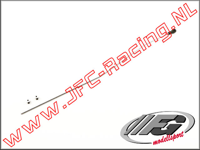 FG 1018/1, Gas Stang Set (EVO 09/Competition.07) 1st.