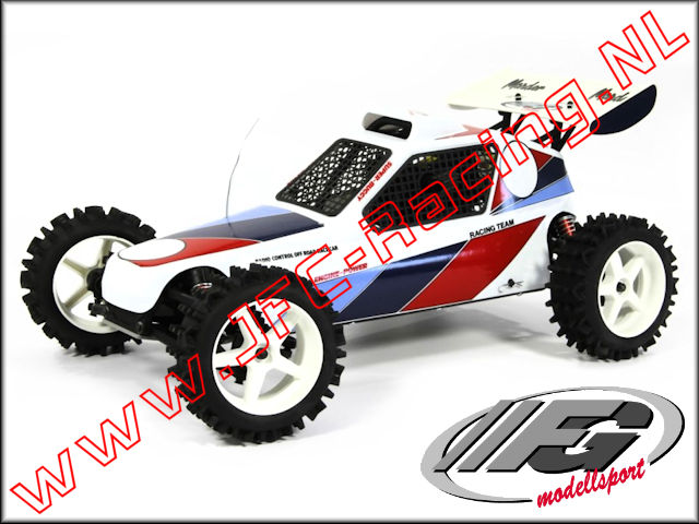 FG Marder Off-Road Buggy (2WD)(Bouwtekening)(6000C-6000RC).