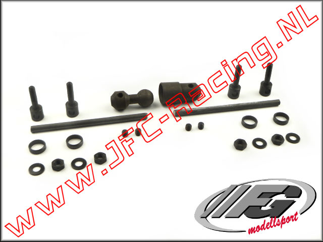 FG 6440, Ball stabilizer (front axle Leopard) 1pcs.