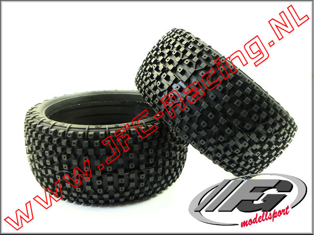 FG 67218S, FG Styx Tyre (Off-Road)(Soft)(170 x 65mm) 2pcs.