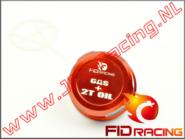 FIDXL 0036RED, FID Racing Fuel Tank Gap (Losi Dessert Buggy XL)(Aluminium)(<FONT COLOR=ff0000>Red</FONT>) 1st.