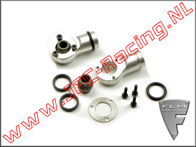 FLM 34000, FLM Losi 5ive Shock End Kit 2st.