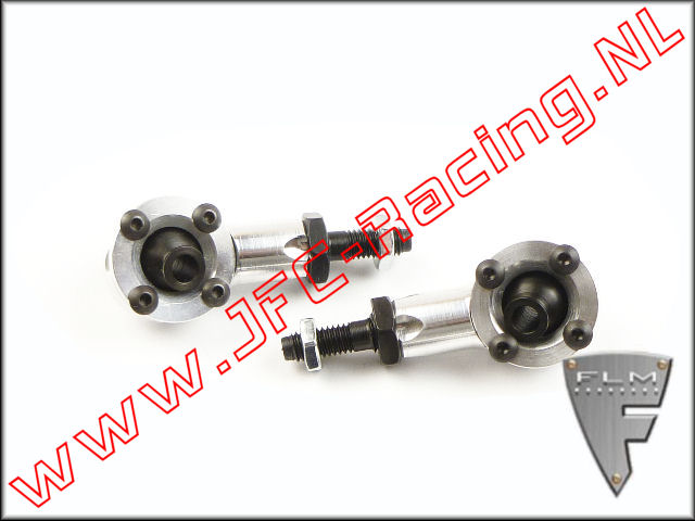 FLM 95600, Front Ball End Kit (HPI Baja 5B/5T/5SC)(6061 Aluminium) 1st.