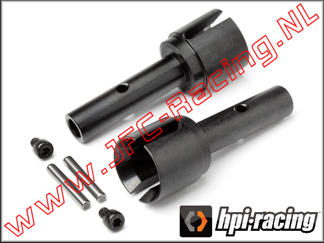HPI 104967, Super Heavy Duty Drive Axle (25 x 70mm) 2pcs.