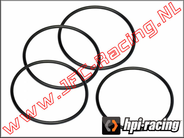 HPI 15415, O-ring (50 x 2.6mm) 4st.