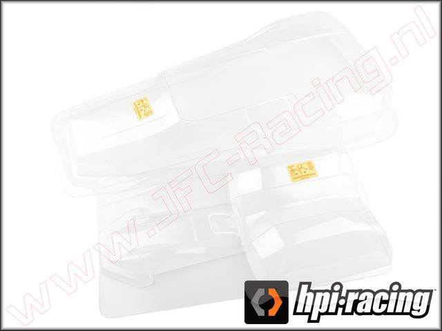 HPI 7560, Baja 5B transparante lexan body set.