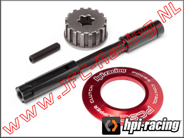 HPI 85476, Gear Shaft (Slipper Clutch) 1set.