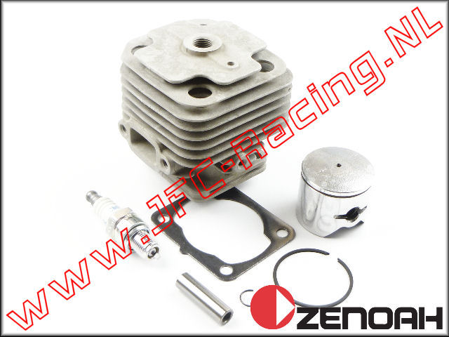 "JFC 0281, Championship Ported 26cc (""New Generation High Torque"")(Zenoah G270RC)(34mm)(4 bouts)(ESP) 1st."