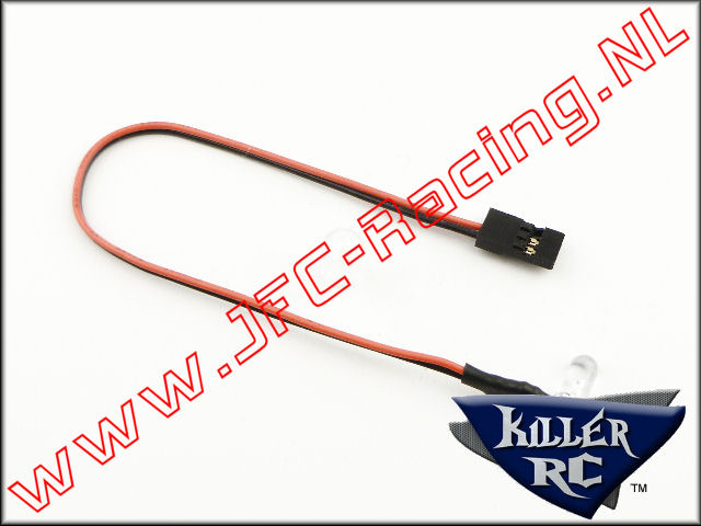 KIL 0213, LED Killer Switche (<FONT COLOR=ff0000>Rood</FONT>) 1st.