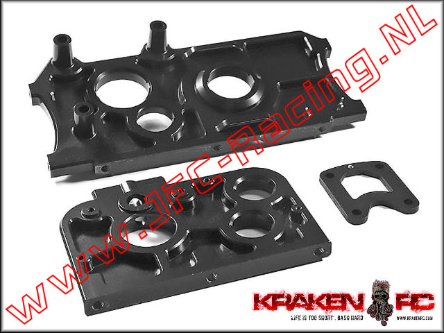 KV2233, VEKTA.5 Alloy Transmission Housing Set 1st.