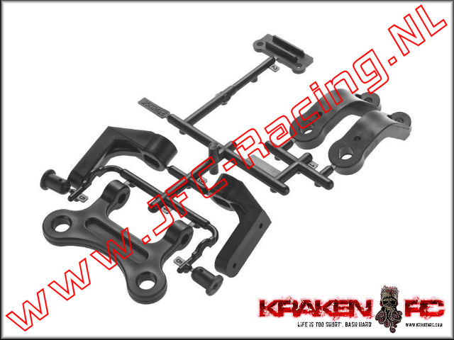 KVT07, VEKTA.5 Roll Cage Brackets/Front Sway Bar Mounts 1st.