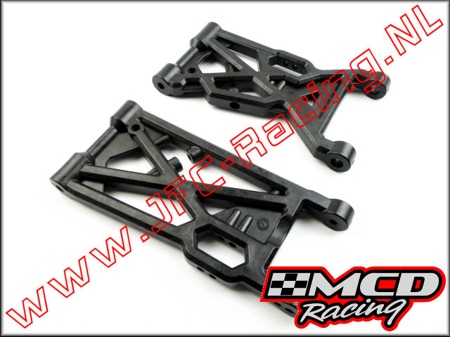 M300101P, Front/Rear Wishbone (1 x Front ,1 x Rear) 1set.