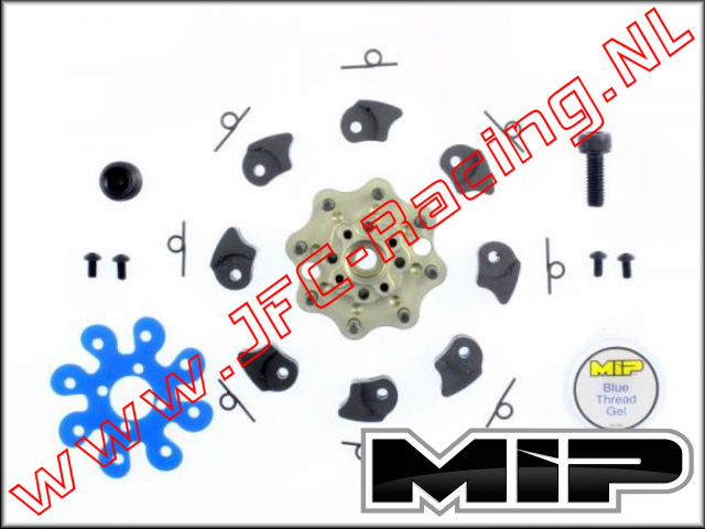 MIP 14355, 1/5th Scale Racing Clutch (8-Shoe)(54mm) 1st.
