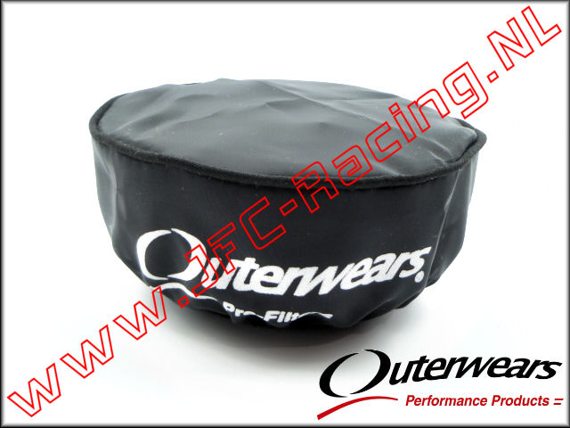 OUT 0320, Outerwears Pre-Filter Lucht Filter (Losi 5ive-T /KrakenRC)(Black) 1st.