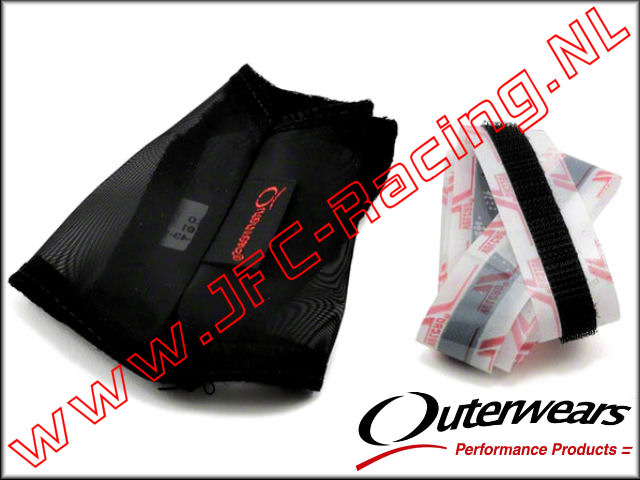 OUT 0530, Outerwears Carter / Vliegwiel  Hoes (G320RC)(Black) 1st.