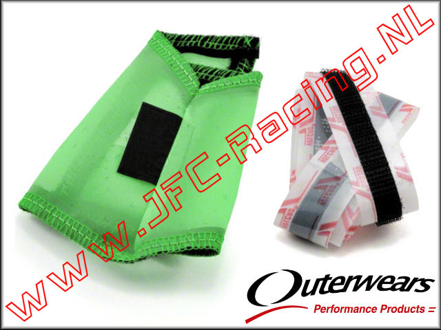 OUT 0531, Outerwears Carter / Vliegwiel  Hoes (G320RC)(<FONT COLOR=00ff00>Groen</FONT>) 1st.
