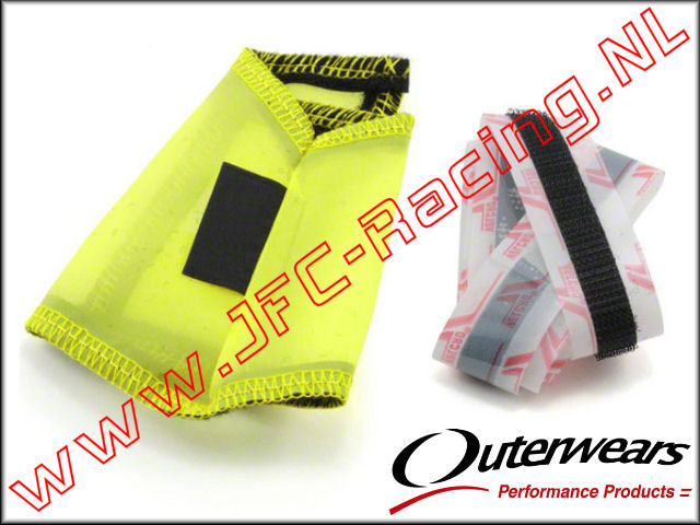 OUT 0532, Outerwears Carter / Vliegwiel  Hoes (G320RC)(<FONT COLOR=ffff00>Yellow</FONT>) 1st. <BR>
