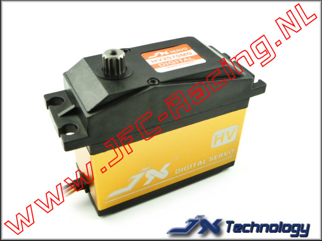 PDI-HV2070MG, Digital High Voltage Servo 73kg (JX Servos) (PDI-HV2070MG) (15T) 1pcs.