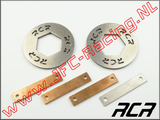 RCR 0602, RCR Brake Upgrade Kit (HPI Baja 5B/5T/5SC) 1st.