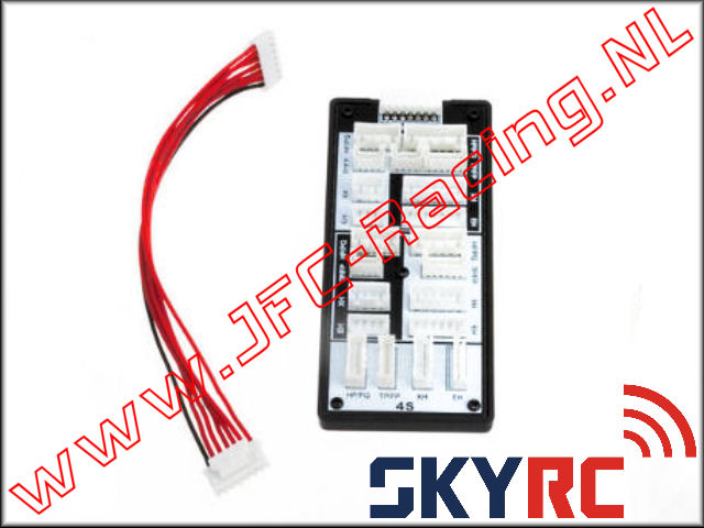 SK600056, Multi Balancer Board 2-6cell (XH,EH, HP/PQ, TP/FP) 1st.