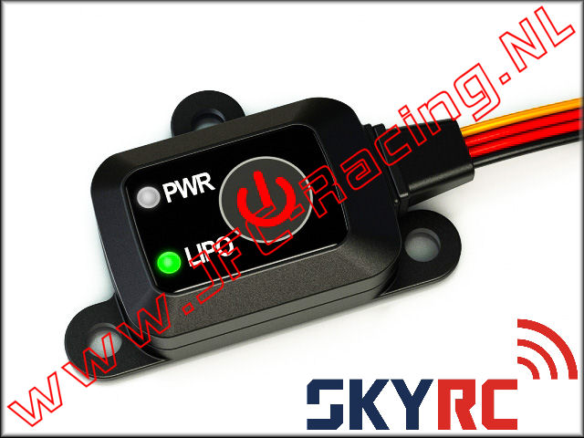 SK600054, Power Switch (4-12V 10Amp)(LiPo / NiMh) 1st.