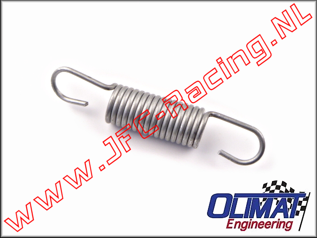 SPRING, OliMat High Performance Exhaust Spring (All OliMat Exhausts) 1pcs.