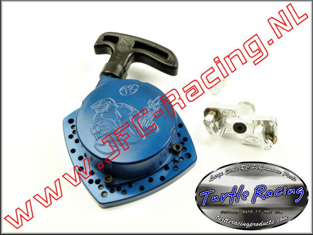 TUR V026-BL, V2 HD Racing Trekstarter (<FONT COLOR=0000ff>Blue</FONT>)(Turtle Racing) 1st.