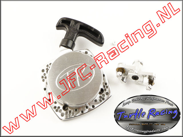 TUR V026-SI, V2 HD Racing Trekstarter (<FONT COLOR=808080>Silver</FONT>)(Turtle Racing) 1st.